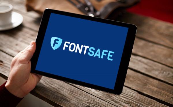 Sample branding #3 for Fontsafe