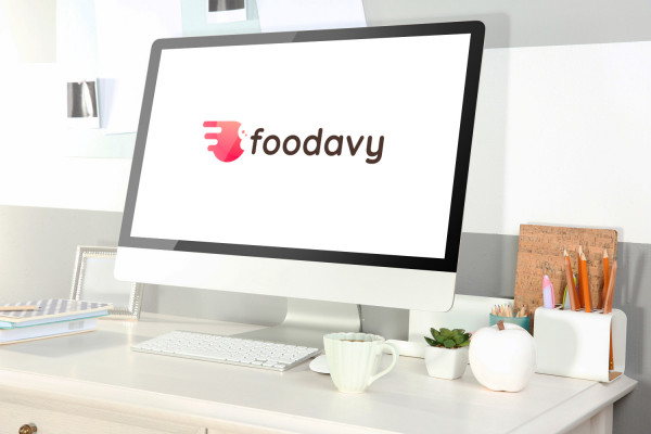 Sample branding #1 for Foodavy