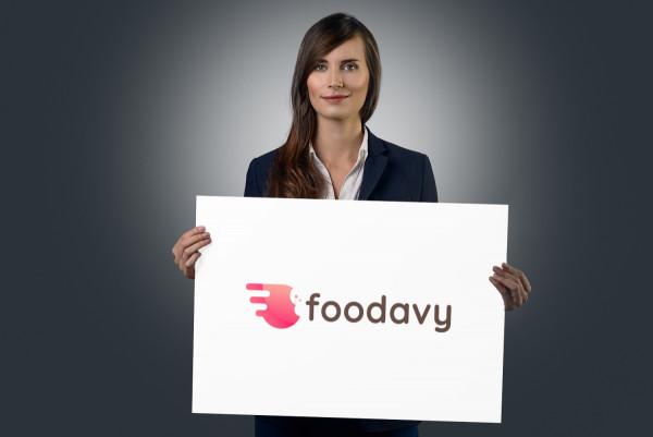 Sample branding #2 for Foodavy
