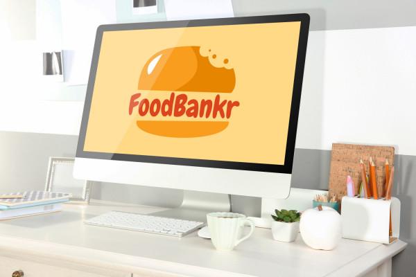 Sample branding #2 for Foodbankr