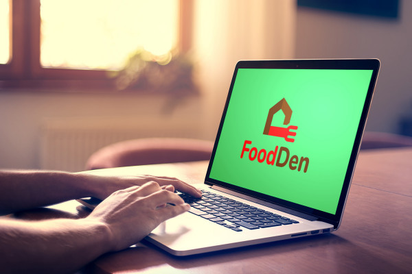 Sample branding #3 for Foodden