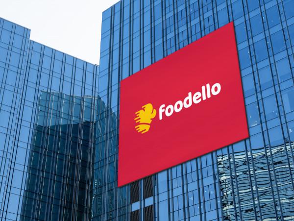 Sample branding #2 for Foodello