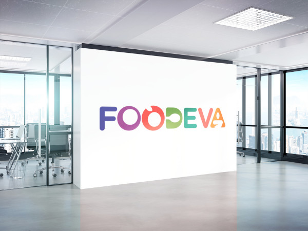 Sample branding #1 for Foodeva
