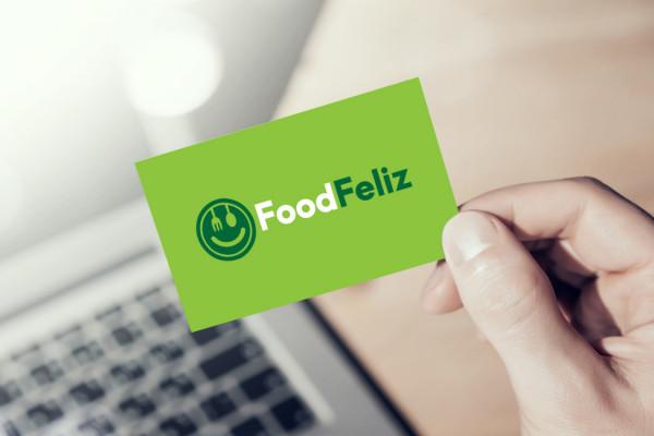 Sample branding #3 for Foodfeliz
