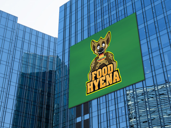 Sample branding #2 for Foodhyena