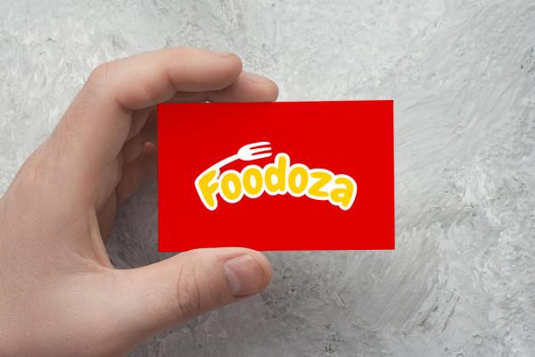 Sample branding #3 for Foodoza
