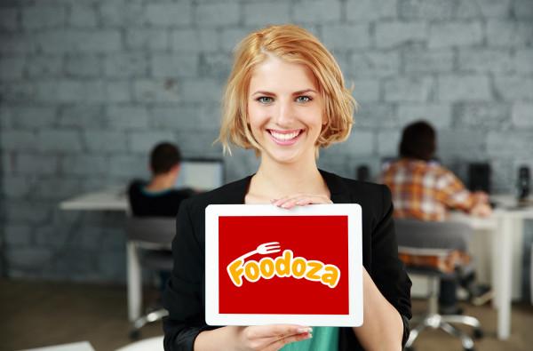 Sample branding #1 for Foodoza