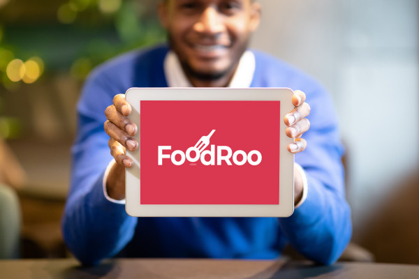Sample branding #1 for Foodroo