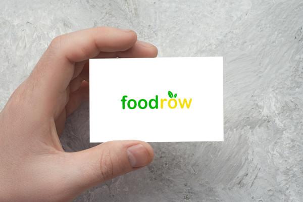 Sample branding #2 for Foodrow