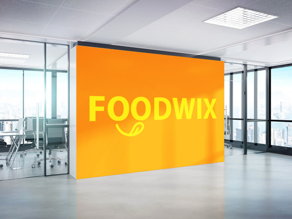 Sample branding #1 for Foodwix