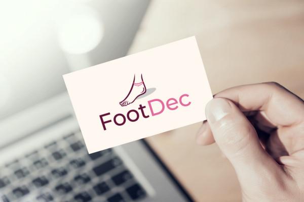 Sample branding #3 for Footdec