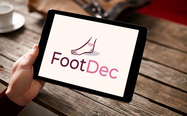 Sample branding #1 for Footdec