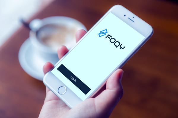 Sample branding #2 for Foqy