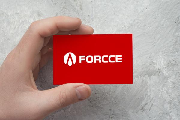 Sample branding #1 for Forcce