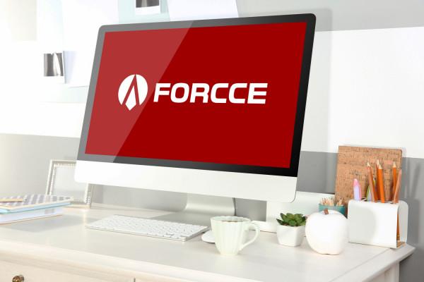 Sample branding #3 for Forcce