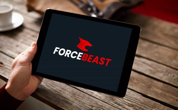 Sample branding #2 for Forcebeast