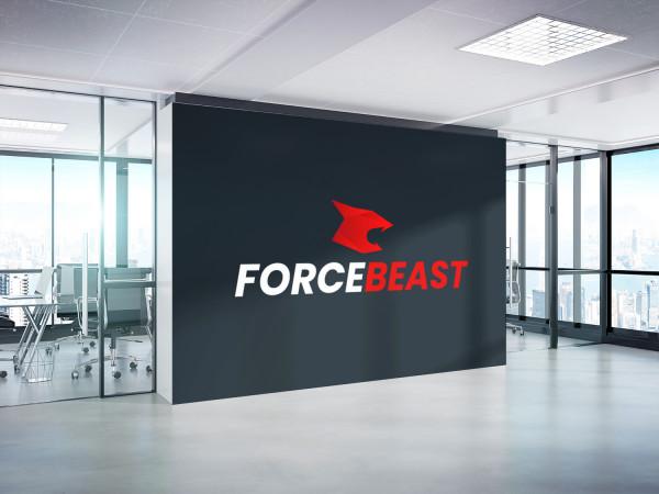 Sample branding #3 for Forcebeast