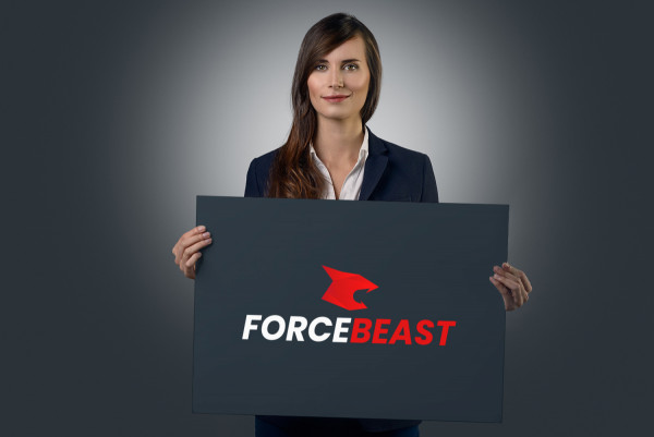 Sample branding #1 for Forcebeast