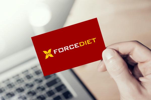 Sample branding #1 for Forcediet