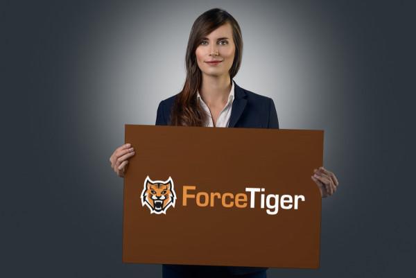 Sample branding #3 for Forcetiger