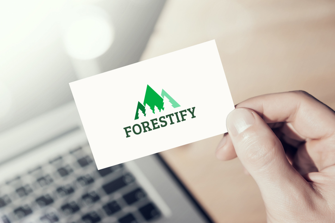 Sample branding #3 for Forestify