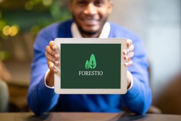 Sample branding #3 for Forestio