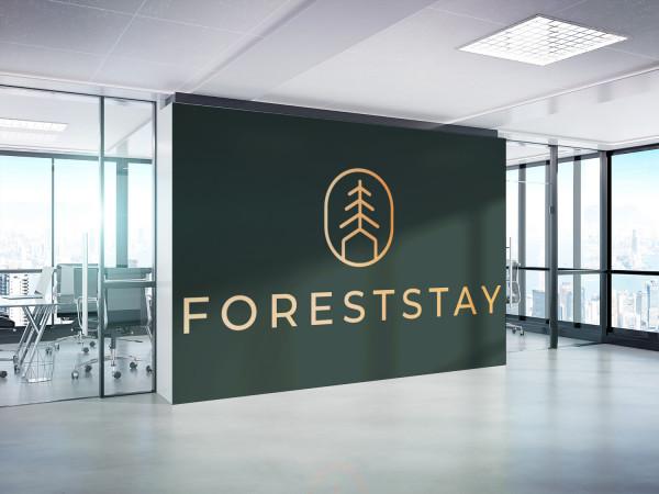 Sample branding #1 for Foreststay
