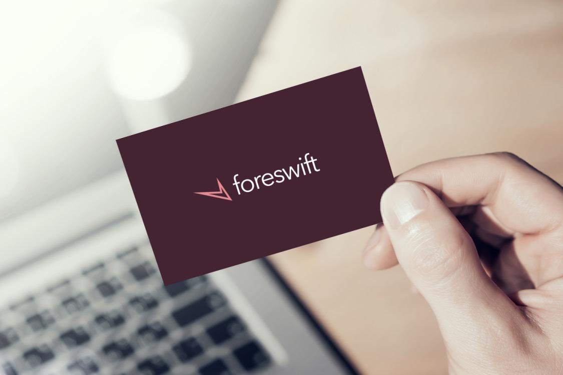 Sample branding #2 for Foreswift