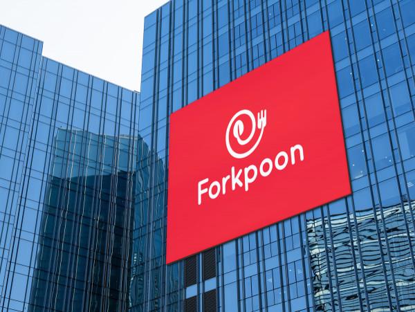 Sample branding #1 for Forkpoon