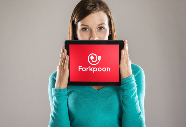 Sample branding #3 for Forkpoon