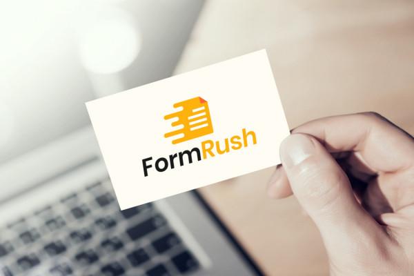 Sample branding #3 for Formrush