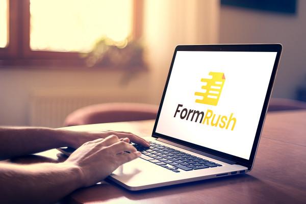 Sample branding #2 for Formrush