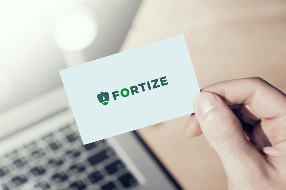 Sample branding #2 for Fortize