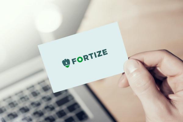 Sample branding #1 for Fortize