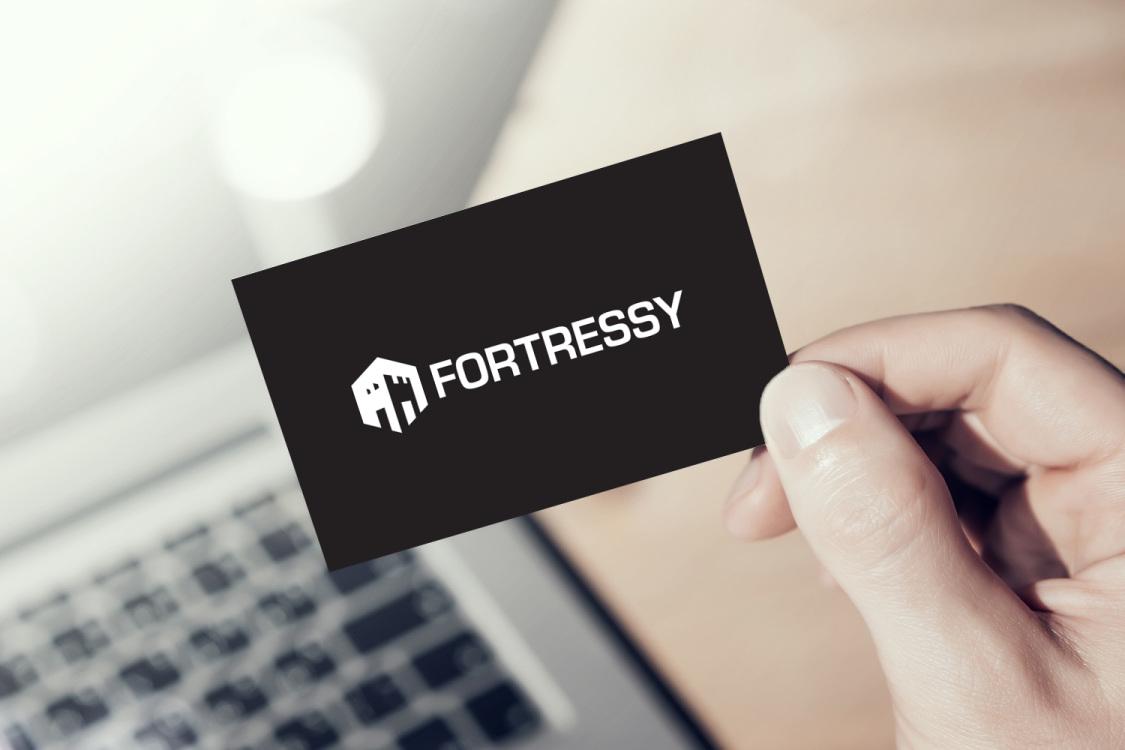Sample branding #3 for Fortressy