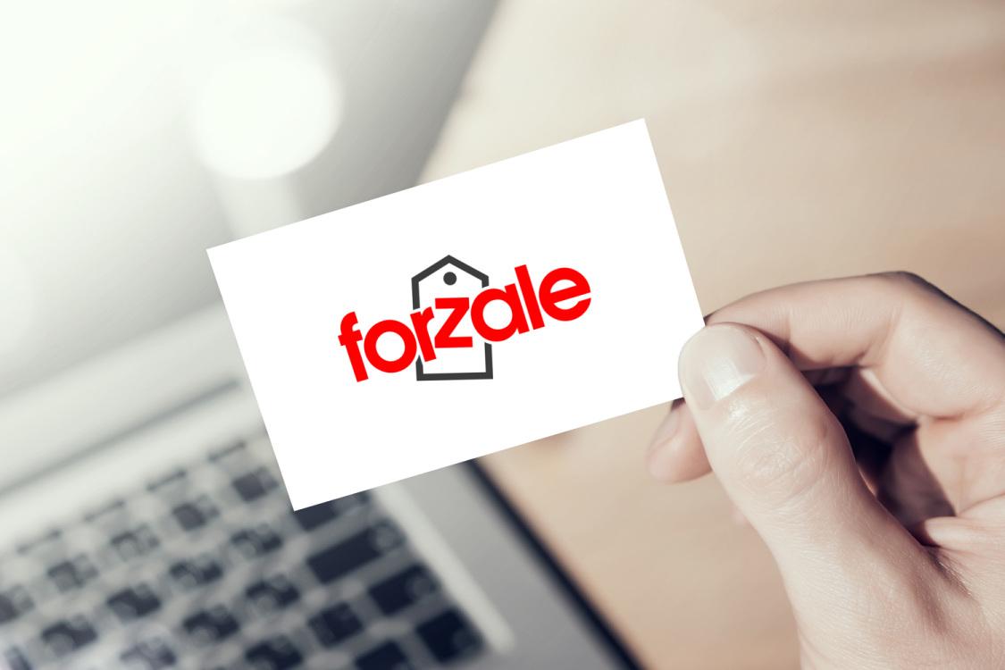 Sample branding #2 for Forzale