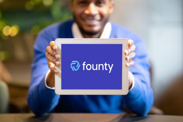 Sample branding #3 for Founty