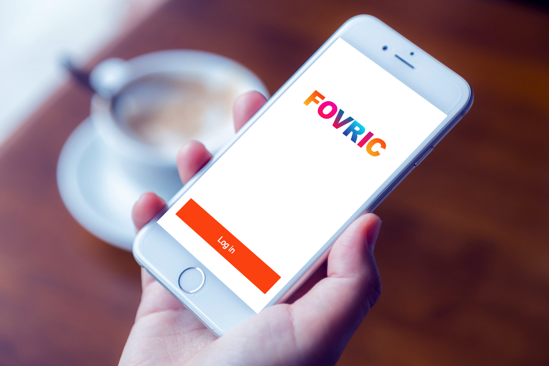 Sample branding #1 for Fovric