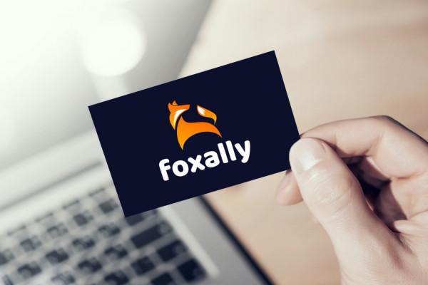 Sample branding #1 for Foxally