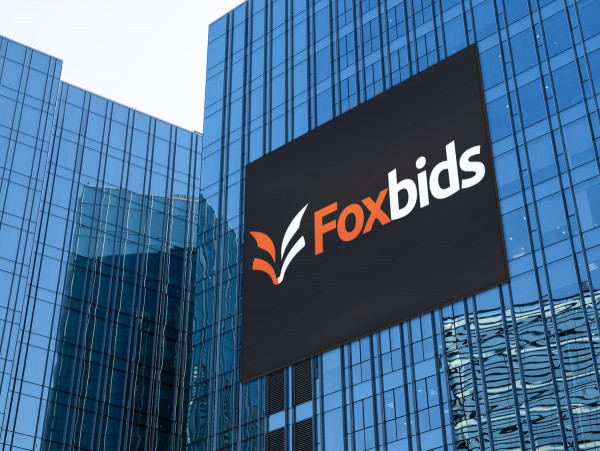 Sample branding #3 for Foxbids