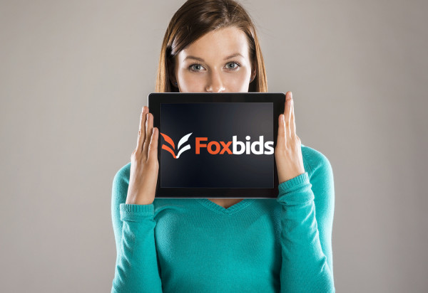 Sample branding #2 for Foxbids