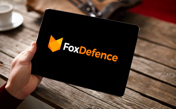 Sample branding #1 for Foxdefence