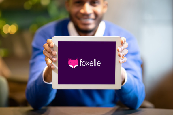 Sample branding #1 for Foxelle