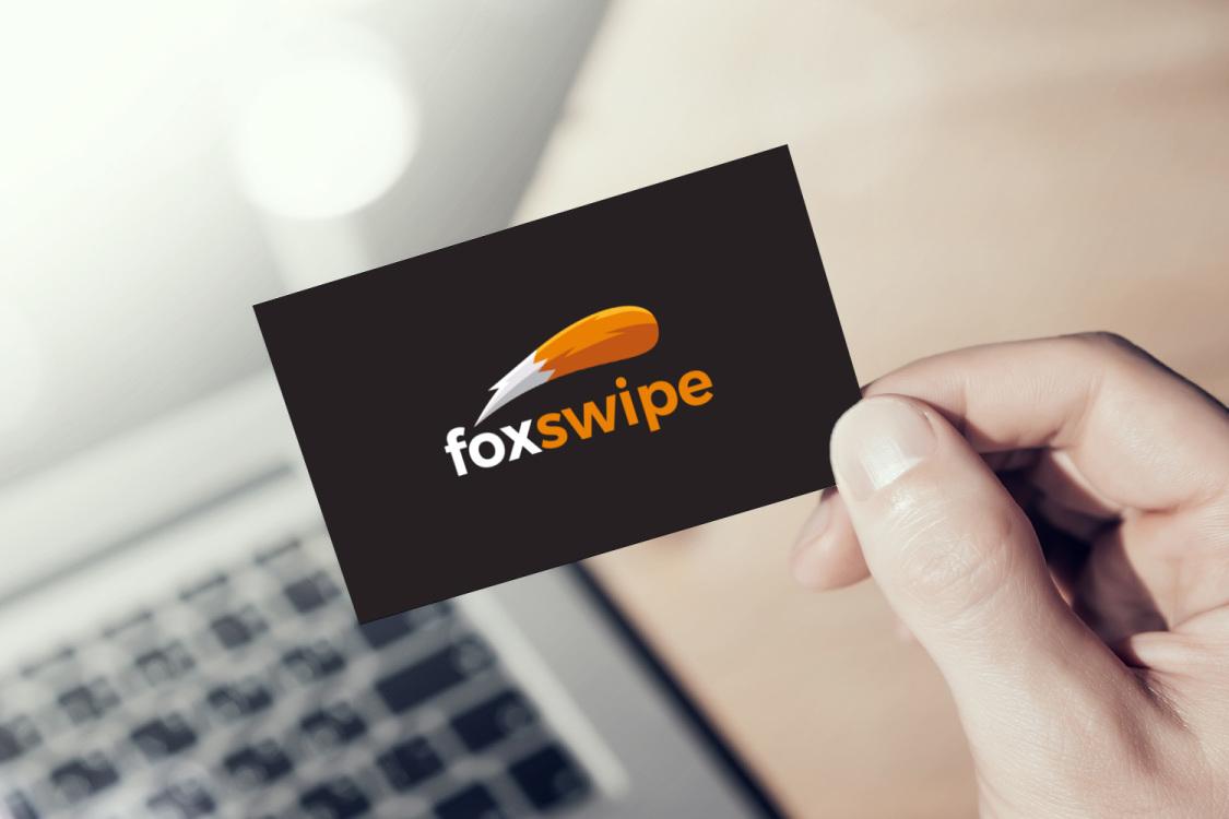 Sample branding #1 for Foxswipe