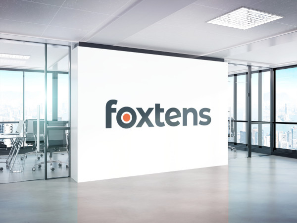 Sample branding #2 for Foxtens
