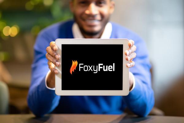 Sample branding #2 for Foxyfuel