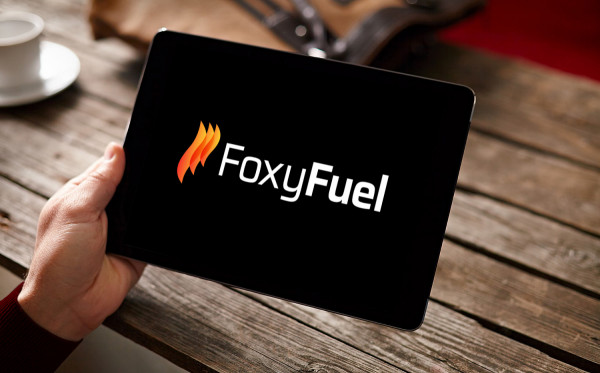 Sample branding #1 for Foxyfuel