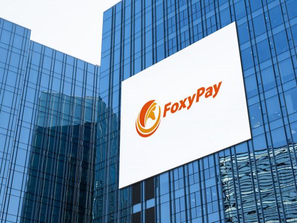 Sample branding #1 for Foxypay