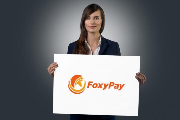 Sample branding #3 for Foxypay