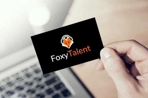 Sample branding #2 for Foxytalent